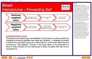 Identity Personality Assessment Course Singapore Hong Kong Malaysia