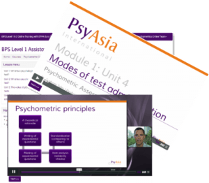 Online PsychometricTraining Course