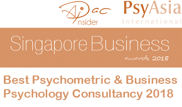 Psychometric Consultancy Award