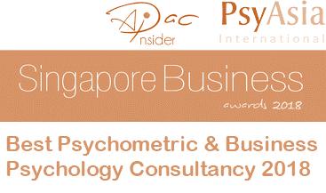 Psychometric Consultancy Award